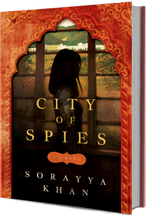 City of Spies, by Sorayya Khan - cover image