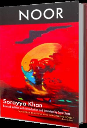 Noor, by Sorayya Khan - cover image