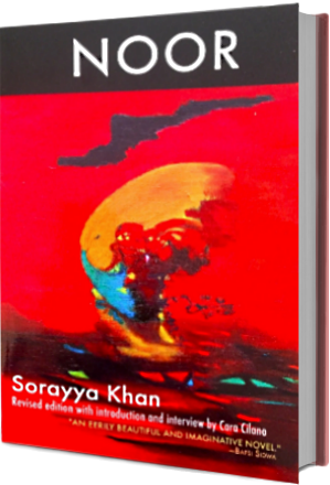 Noor, by Sorayya Khan - cover image